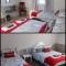 Bedroom in \'By-die-dam\'