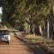 In Nieuwoudtville. Car rented from Protea Motors