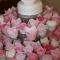 Wedding cake, local baker.