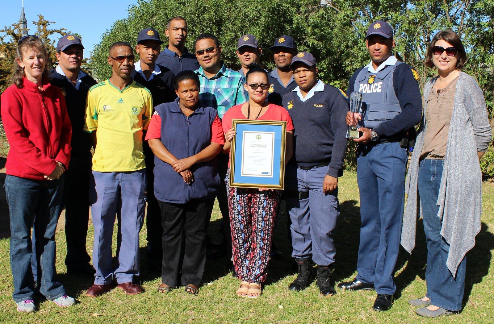 SAPS team on duty_07Nov16